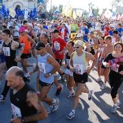 Сибирский международный марафон получил высшую оценку