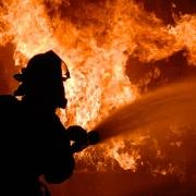 В Омске в кафе «У мангала» случился пожар