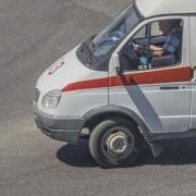 В Омске автомобиль «Лада» сбил двух подростков