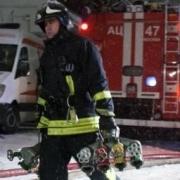 В Омской области при пожаре погиб двухлетний мальчик