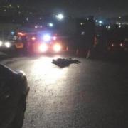 В вечерней темноте на омских дорогах сбили двух пешеходов