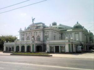 В 2019 году в Омске реконструируют театр драмы и музей Врубеля