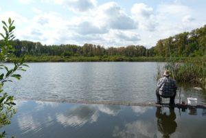 В Омской области в реке Старица утонул рыбак