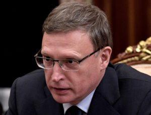 Губернатор вручил награды за особый вклад в развитие Омской области