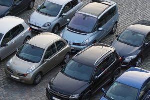 В омском Парке Победы появятся 160 новых парковочных мест