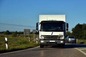 В Исилькуле ограничительная балка для большегрузов простояла всего два дня