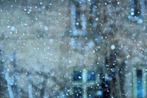 К концу недели Омскую область накроет снегопад
