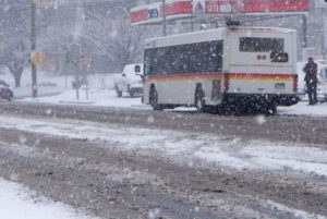 Как будет ходить общественный транспорт в Омске в праздники