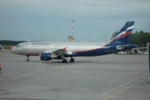 Пассажиры не могут вылететь из Омска в Москву из-за поломки самолета