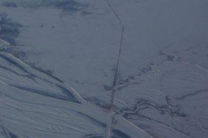 В Омской области открыты две ледовые переправы