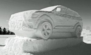 Омскую область накроет сильный снегопад
