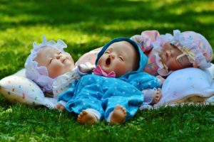 В омском перинатальном центре впервые за два года родилась тройня