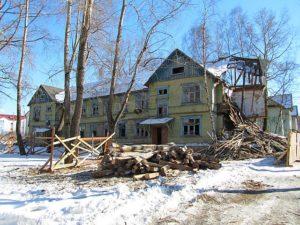 Омская область не получила 88,59 млн рублей на расселение аварийного жилья